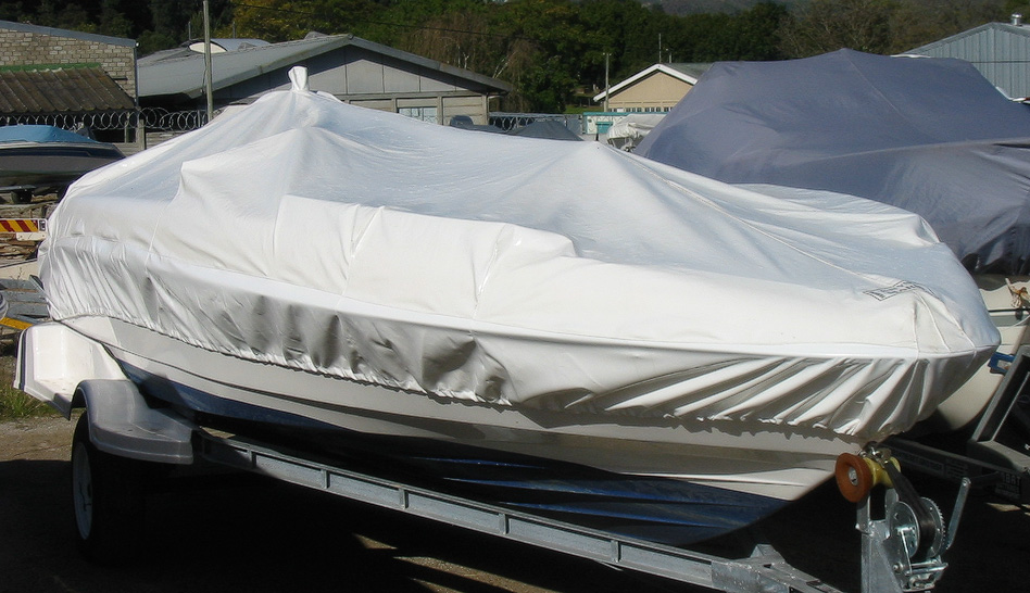 Full Boat Storage covers of Knysna Eleco