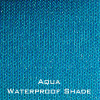 aqua waterproof shade