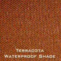 terracotta Waterproof Shade